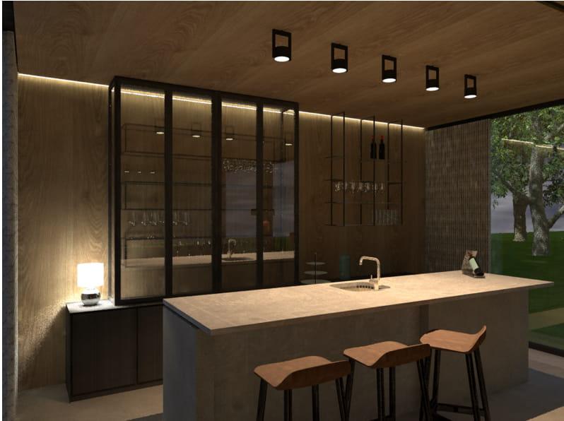 Mancave bar